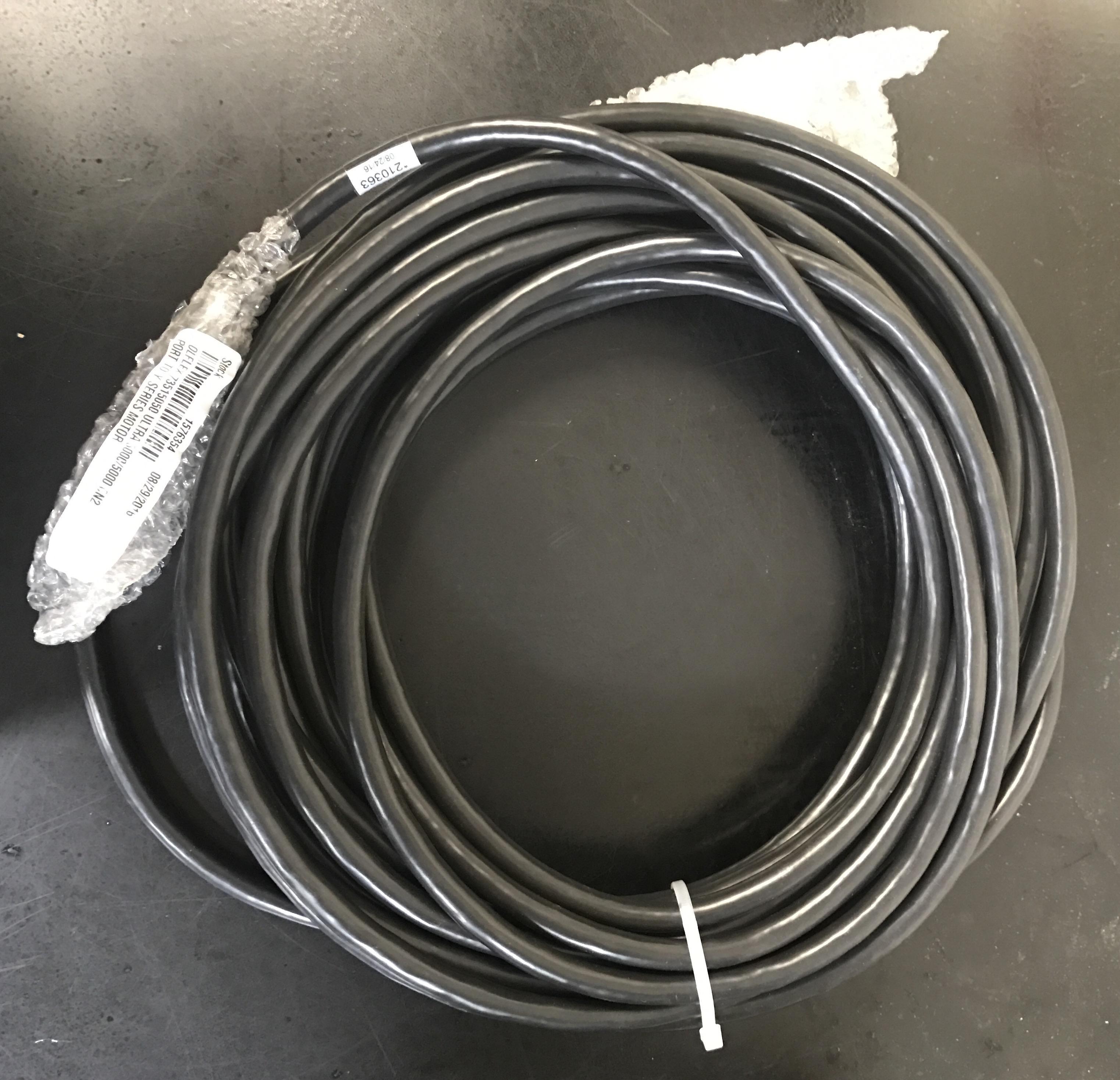 73515050 Olflex Encoder Cable Ultra 3000 Y Motor 50ft Flex