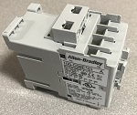 100-C09EJ01 Allen Bradley 3P, 24VDC Electronic Coil, 9AMP Contacts, Forced Guided, 1 N.C. Aux