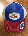AH510517, Distressed Erdman Cap