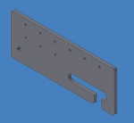 PPL-101, Conveyor Belt Tensioner Base Mount