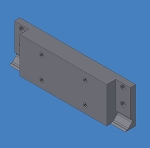 PPL-1029, Narrow Low E Detect Bracket
