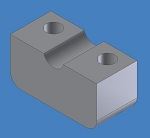 PPL-1200, Rod Clamp Block