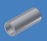 PPL-2126, Alum Short Spacer Guide Roller