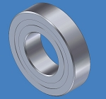 SR16ZZ-C4, High Temperature Bearing, 500F, 1